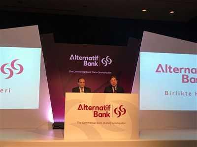 Alternatif Bank'ın İlk Çeyrek Kârı Açıklandı