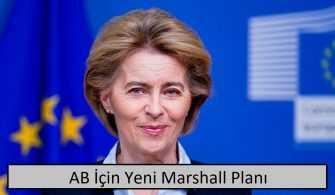 AB İçin Yeni Marshall Planı